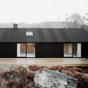 Архитектура и дизайн шведских загородных домов