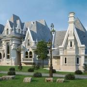 Архитектура и дизайн французских загородных домов