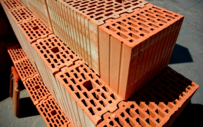 Керамические блоки в строительстве